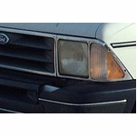 Ford Aerostar OE-Style Replacement Crystal Headlights