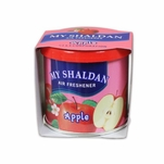 AIR FRESHENER - MY SHALDAN - 80G ROUND CAN - APPLE SCENT