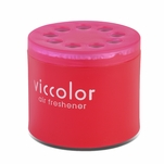 Air Freshener - Viccolor - 85G Mini Gel Can - Berry & Berry Scent