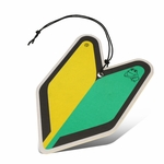 Air Freshener - Young Leaf - Paper Hanging - Jdm New Driver - New Car