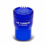Air Tumbler Korean Natural Fragrance Automotive Cup-Holder Air Freshener (Light Squash Scented)