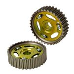 DNA Anodized Cam Gear Honda B-Series B16/B18 Dohc Engine Civic / Integra / Del Sol - Gold