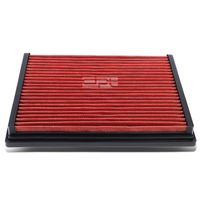 Audi A4 / A6 / S4 / S6 / VW Passat Reusable & Washable Replacement High Flow Drop-in Air Filter (Red)
