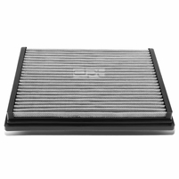 Audi A4 / A6 / S4 / S6 / VW Passat Reusable & Washable Replacement High Flow Drop-in Air Filter (Silver)