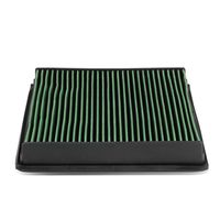 Audi S4 / RS4 / A4 Quattro Reusable & Washable Replacement Engine High Flow Drop-in Air Filter (Green)