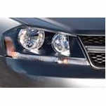 2008-2014 Dodge Avenger Replacement Crystal Headlights [HID]