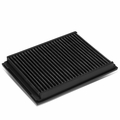 BMW 3-Series E46 Reusable & Washable Replacement High Flow Drop-in Air Filter (Black)
