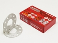 ICHIBA V1 5mm HubCentric Wheel Spacers 5x120 72.5 12x1.5 BMW