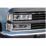 1988-1998 Chevy C10 / CK Pickup Euro LED Altezza Tail Lights