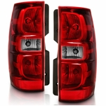 CG 07-13 Chevy Tahoe/Suburban OE Style Replacement Tail Lights - Red