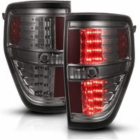 CG 09-14 Ford F-150 Replacement LED Tail Lights - Smoked