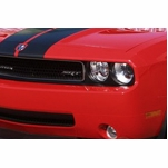 2008-2013 Dodge Challenger Replacement Crystal Headlights