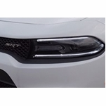 Dodge Charger OE-Style Replacement Crystal Headlights