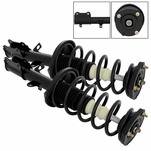 Complete Rear Quick install Struts & Springs Left & Right for 1993-2002 Toyota Corolla