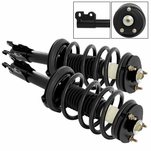 Complete Strut Assemblies w/ Mounts Front Pair for 1991-2002 Saturn SL