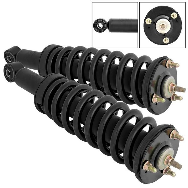 Complete Strut & Coil Spring Assemblies Front Pair 2000-2006 Toyota Tundra