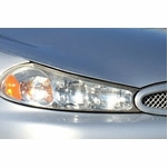 1998-2000 Ford Contour Replacement Crystal Headlights