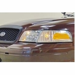 Ford Crown Victoria Euro Front Grilles