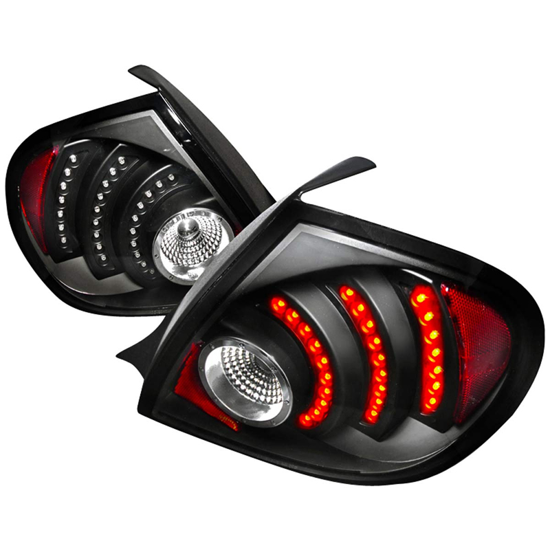 Depo 03-05 Dodge Neon Euro Altezza Led Tail Lights