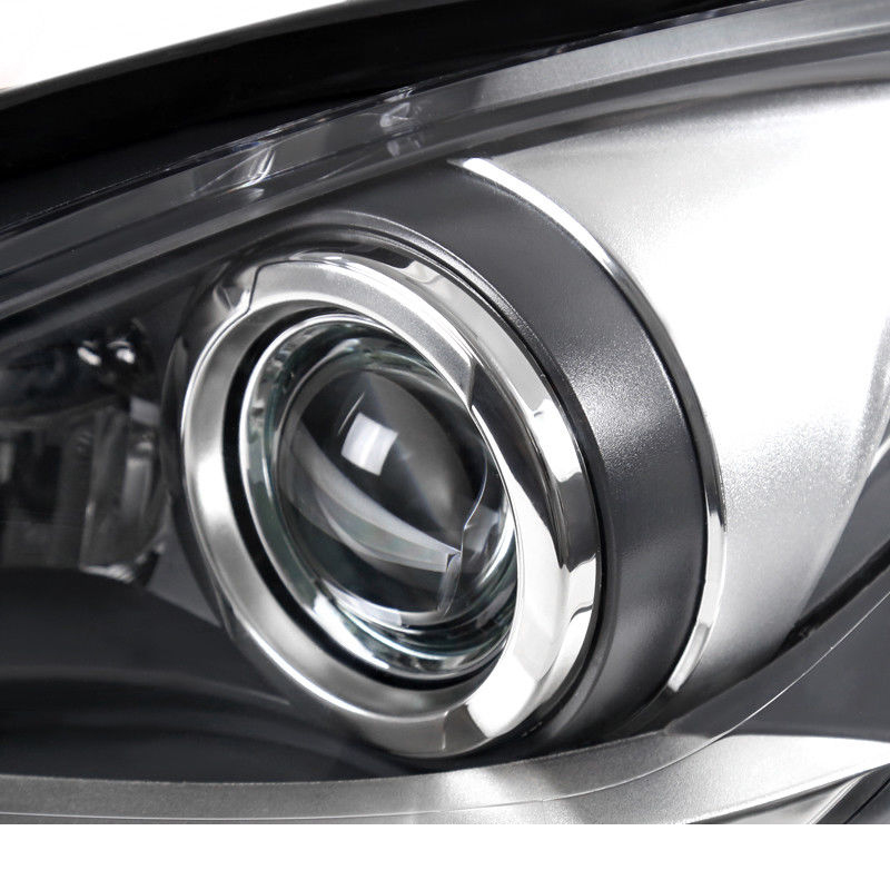 DEPO 12-14 Benz W204 C-Class Projector Headlights [LED
