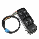DNA® 01-07 Mercedes-Benz C-Class Driver Side Master Power Window Control Switch
