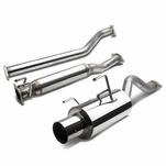 02-06 Acura RSX DC5 Non-S K20A3 4-inch Tip Muffler Catback/Cat Back Exhaust