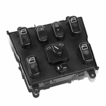 DNA® 1998-2003 Mercedes-Benz Ml Amg Factory Style Front Master Power Window Lifter Switch