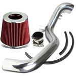 DNA 2007-2008 Honda FIT 1.5L Performance Cold Air Intake - Red Filter