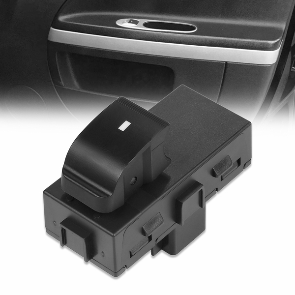 DNA® 2007-2013 GMC Sierra / Chevy Silverado 1Pc Passenger Side Electric Power Window Switch
