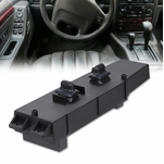 DNA® 97-01 Jeep Cherokee 1Pc Front Rh Passenger Side Power Window Control Switch