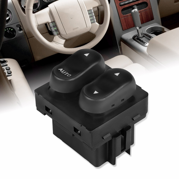 DNA® 99-02 Ford F150 F250 Super Duty Driver Side Door Master Power Window Switch