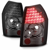 Dodge Magnum 05-08 LED Altezza Tail Lights - Smoked