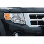 Ford Escape OE-Style Replacement Crystal Headlights