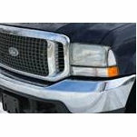 Ford Excursion F250 F350 Euro Front Grilles