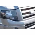Ford Expedition Euro Style Crystal Headlights (HID)