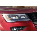 Ford Explorer Euro Style Crystal Headlights