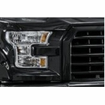 Ford F150 Euro Style Front Grille Grill Guard