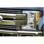 Ford F250 F350 F450 [SuperDuty] Euro Style Front Grille Grill Guard - 1999 TO 2010