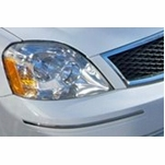 Ford Five Hundred OE-Style Replacement Crystal Headlights