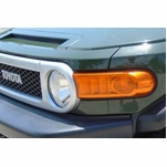 Toyota FJ Cruiser OE-Style Replacement Side View Mirrors
