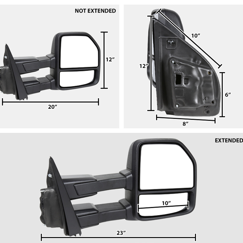 08 Tow Mirrors Ford F150 Forum Manual Guide
