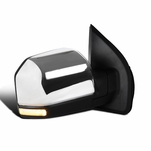 Ford 15-18 F150 Pickup Right Passenger Power Heated Chrome Side Mirror w/ LED Signal