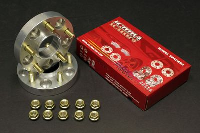 Ford Mustang ICHIBA V2 Aluminum Hubcentric Wheel Spacers