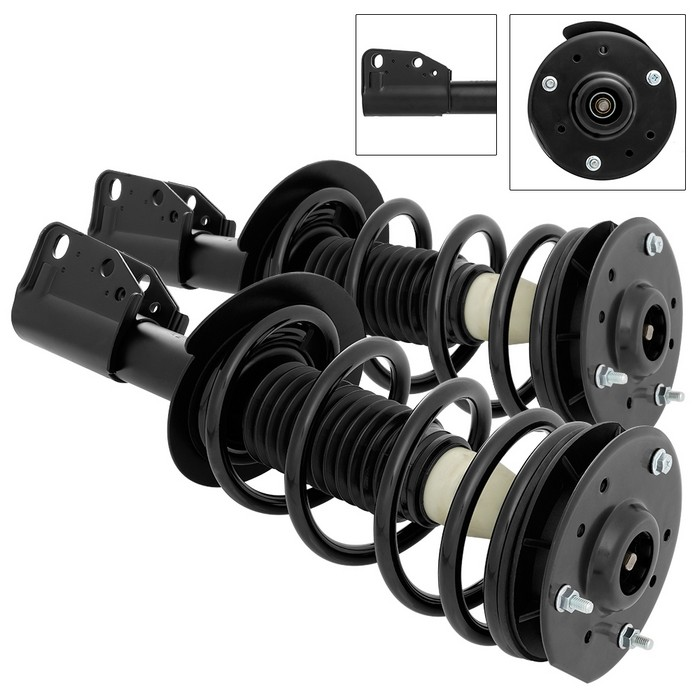 Front Pair Quick Complete Struts & Coil Springs For 1999-2005 ...