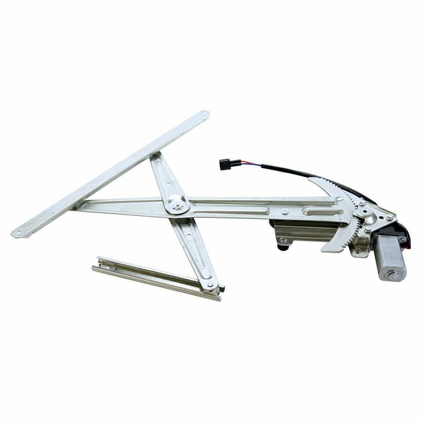 Front Power Window Regulator w/ Motor Passenger Side Right RH for 04-12 Chevy Colorado / GMC Canyon