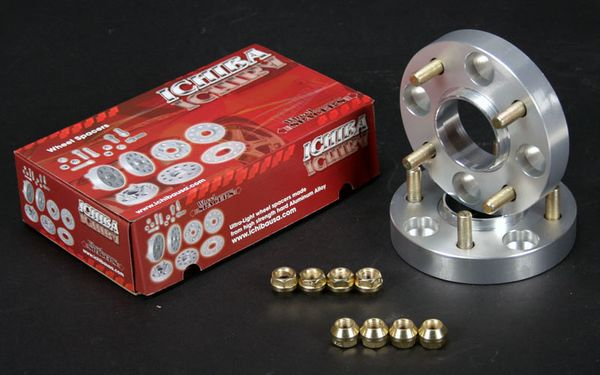 Geo Metro 89-99 ICHIBA Wheel Spacers Version II 25mm
