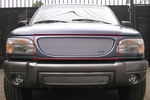 Grillcraft Mx-Series For-1100-S 98-01 Ford Explorer 4Dr Grille Upper Silver