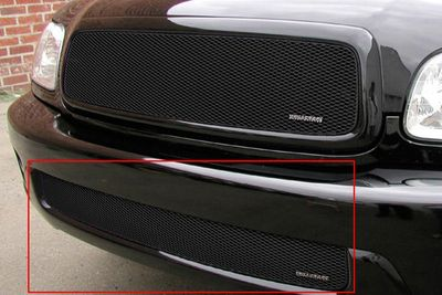 Grillcraft Mx-Series Toy-1931-B 01-04 Toyota Sequoia Grille Lower Black