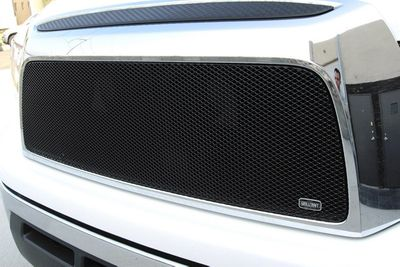 Grillcraft Mx-Series Toy-1964-B 07-09 Toyota Tundra Grille Upper Insert Black