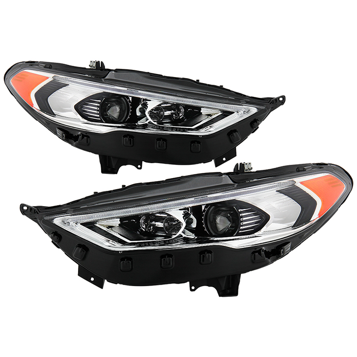 Download 2020 Ford Fusion Headlights